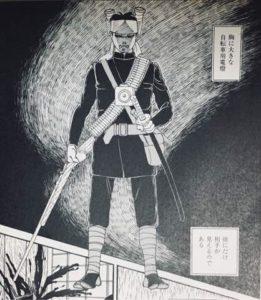 出典:山岸凉子『負の啓示』1991年